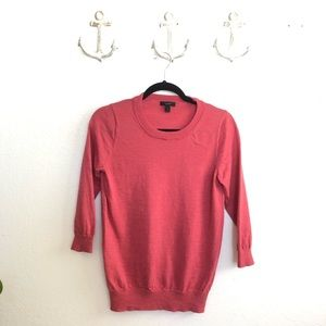 J. Crew Small Merino Wool Sweater
